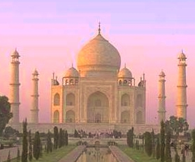 Taj Mahal -  An Emperor's tribute to Love.